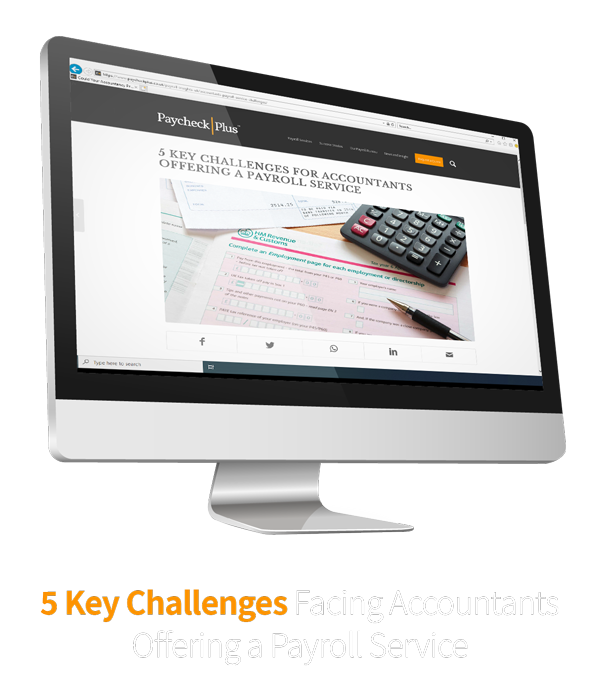 Payroll Service for Accountants Blog Screen